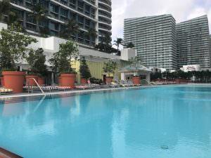 SLS Residences Brickell Pool 1196