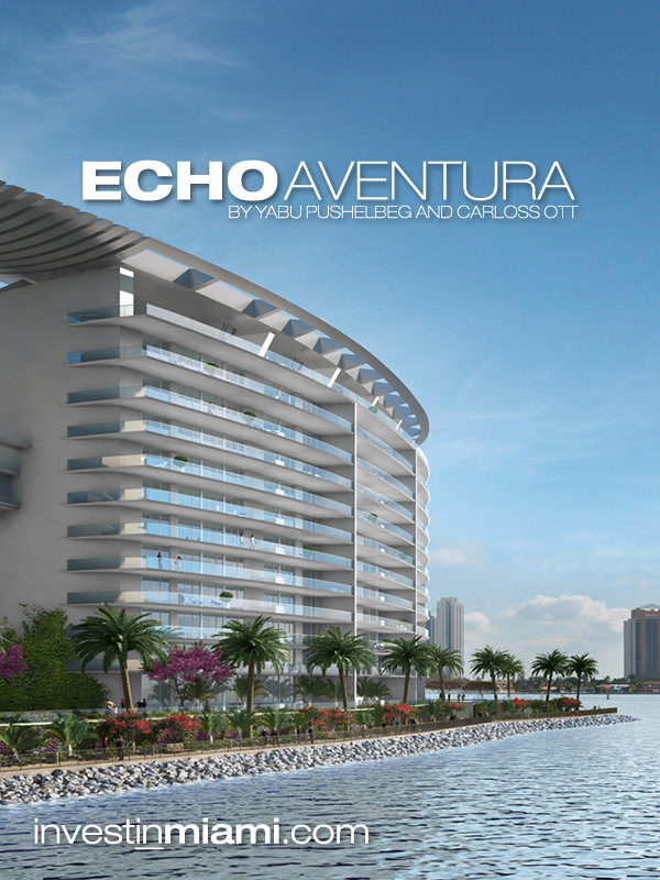 Echo Aventura Condos For Sale