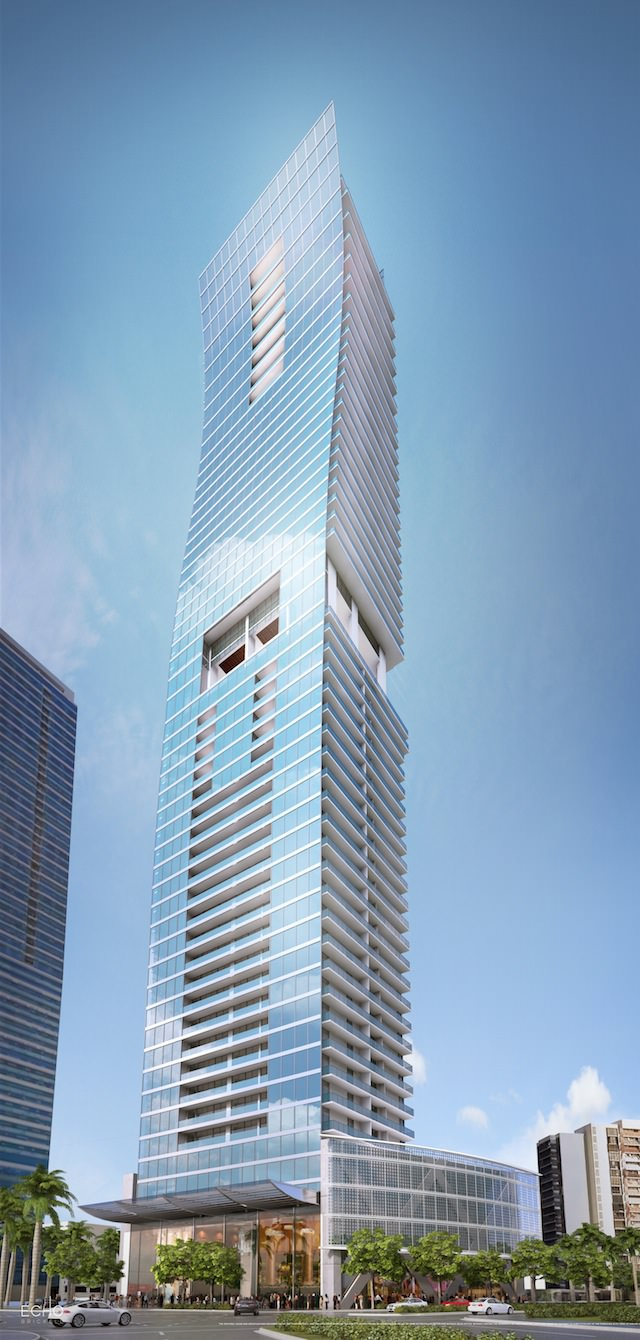 Echo Brickell 1451 Brickell Ave Condos For Sale