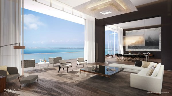 Echo Brickell Living