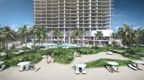 Jade Signature Beach lifestyle