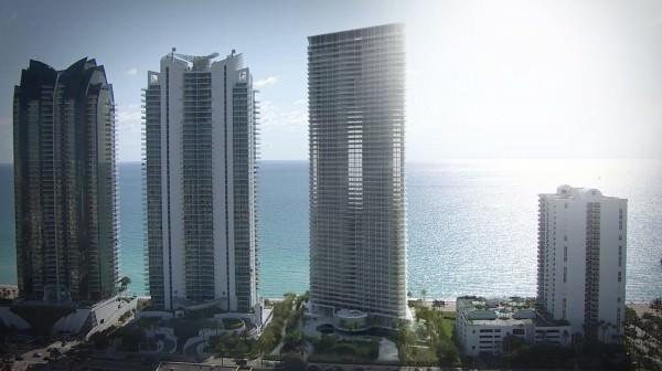 Condo Building East View
