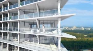 Jade Signature exclusive balcony 2