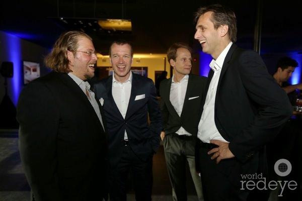 Juergen Gessler, Gil Dezer, & Frank Angelkoetter