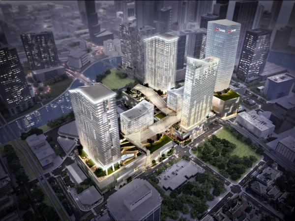 Brickell City Centre Complex
