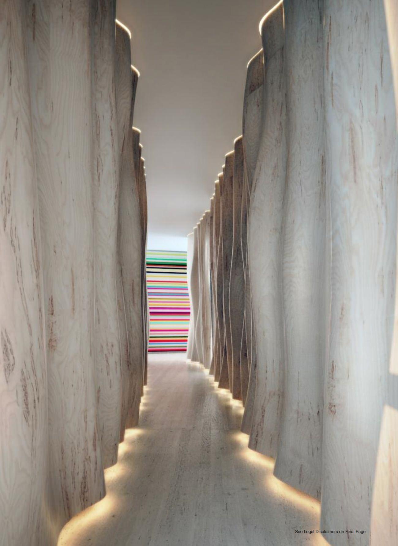 Hospital Corridor Lighting Design: 1000+ Ideas About Corridor Design On Pinterest