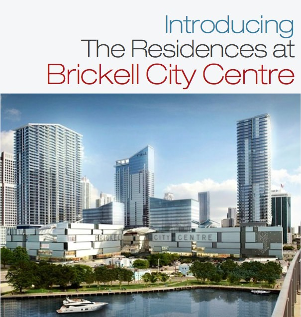 Residences at Brickell City Centre Web