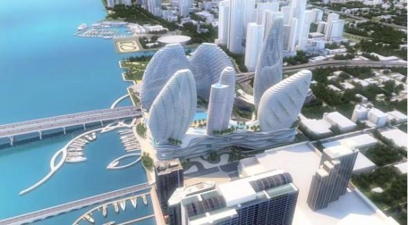 Resorts World Miami Building 3