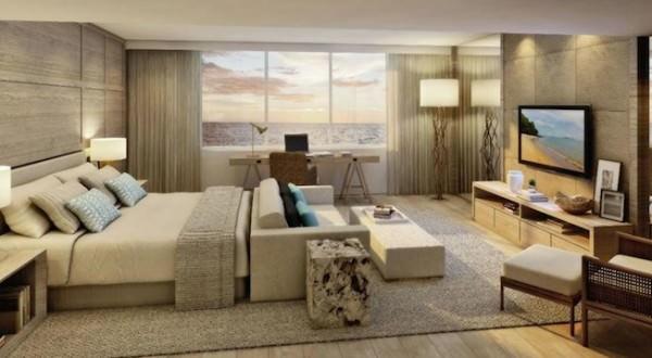 1 Hotel Homes Miami Beach Bedroom