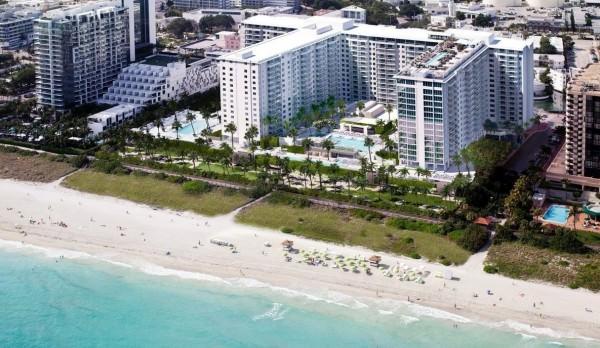 1 Hotel Miami Beach Site