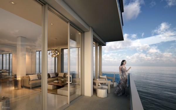 1 Hotel Homes Miami Beach penthouse PP