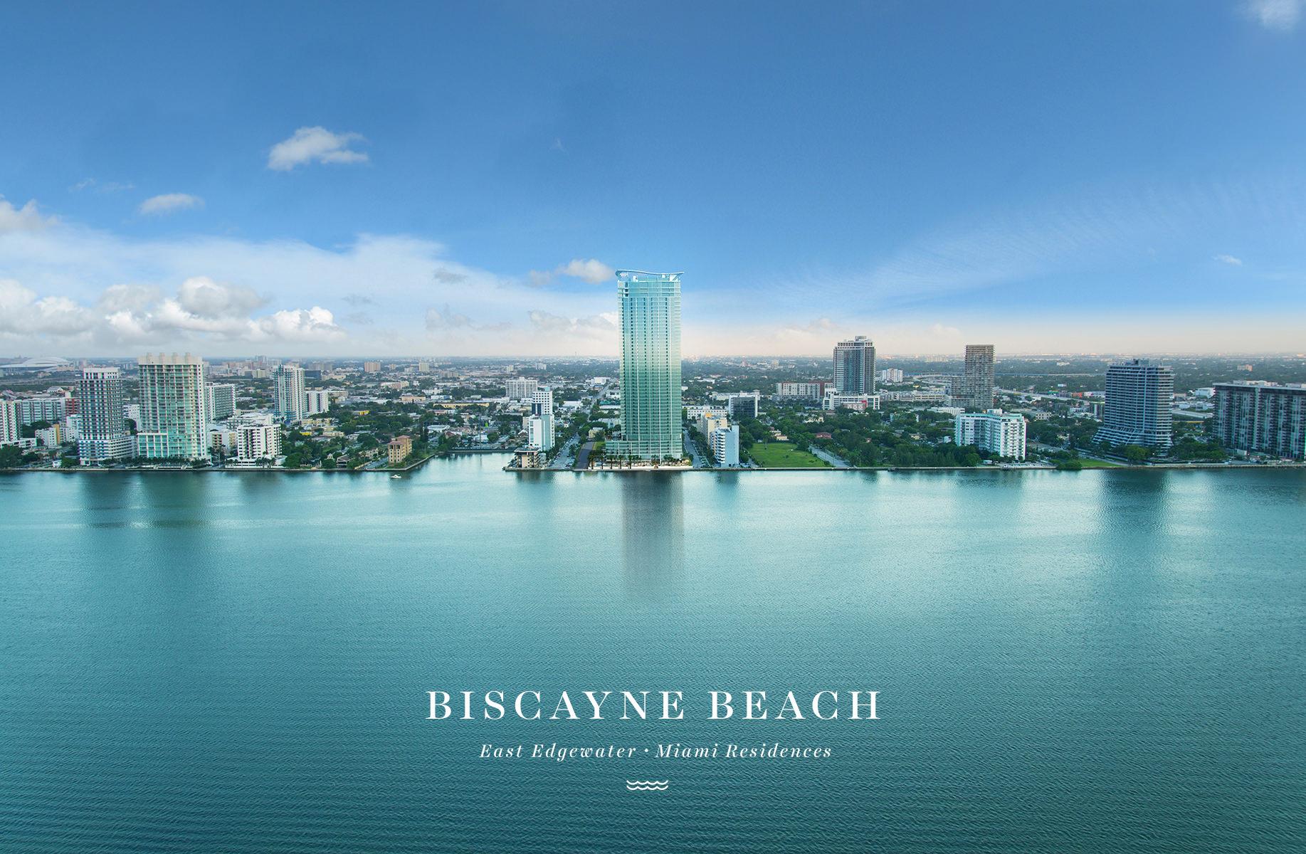 Biscayne Beach on Ocean Drive South Beach Condos