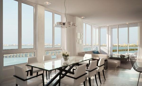 Crimson Miami Dinning room