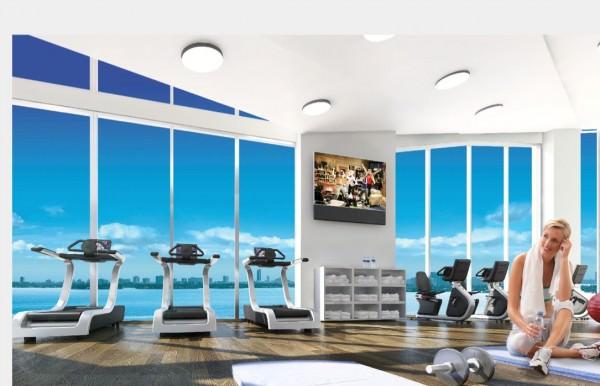 Crimson Miami Gym