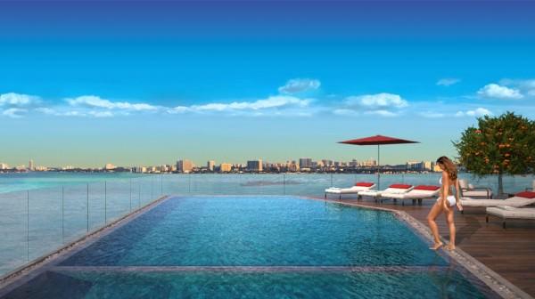 Crimson Miami Pool
