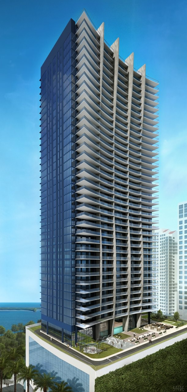 1010 Brickell Building