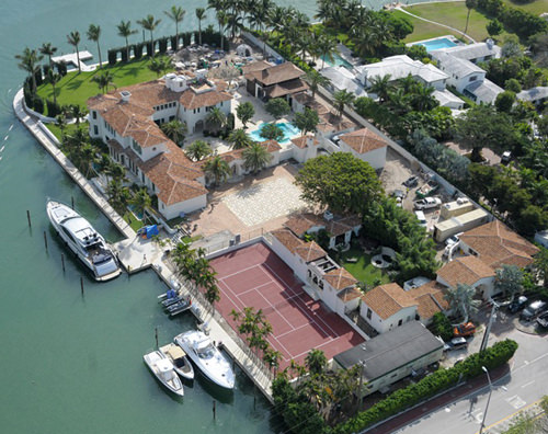 4949 Pinetree Drive Miami Beach S Biggest Mansion Bought