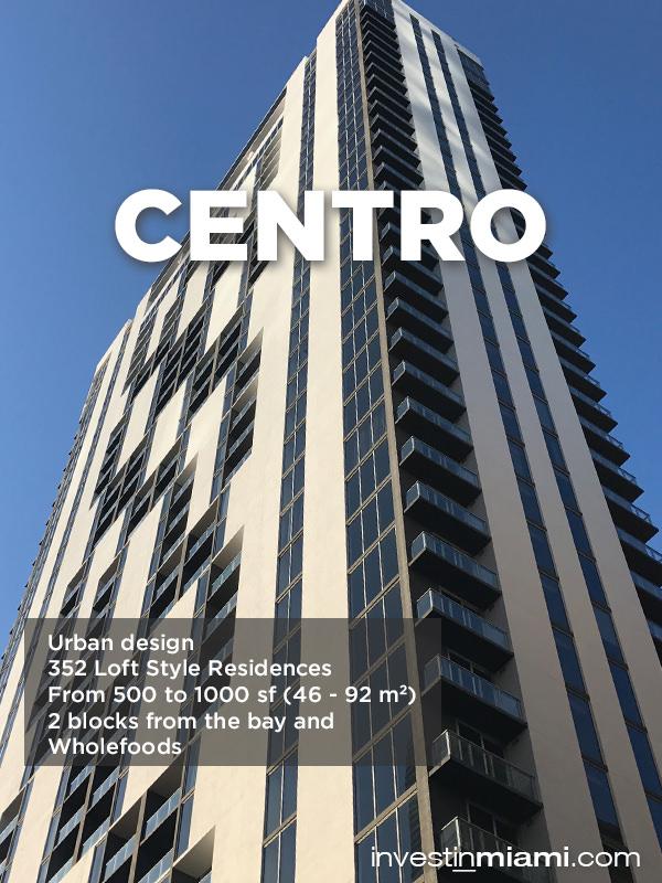 Centro Miami Building Ad