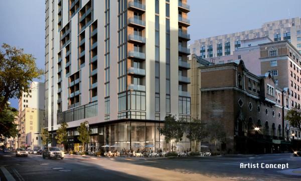 Centro Building Street View