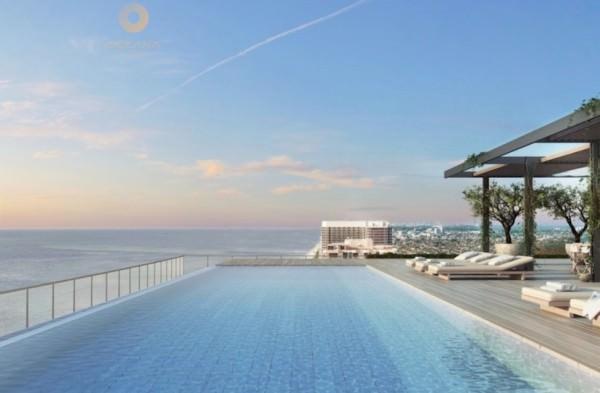 Oceana Bal Harbour Rooftop Pool