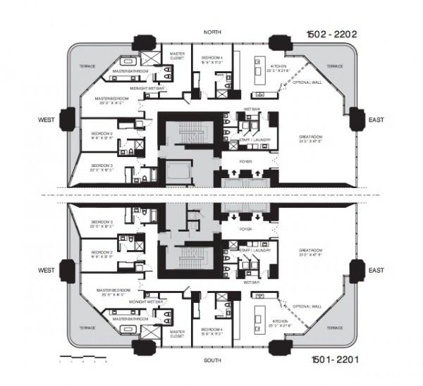 1000 Museum Floor Plans Investinmiami Com