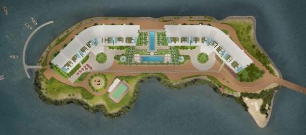 Prive Private Island
