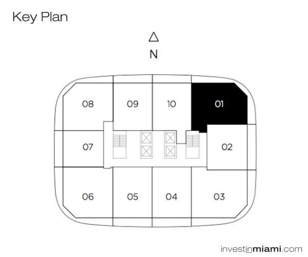 Brickell-Heights-Key-Plan v2
