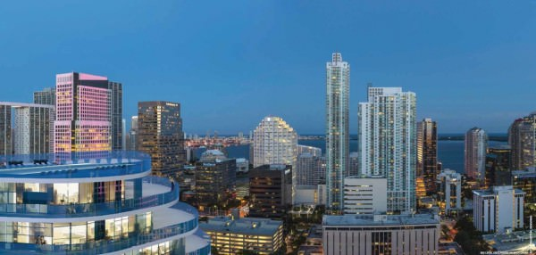 Brickell Heights Penthouse