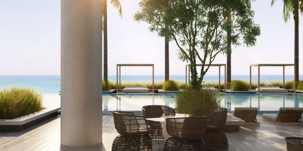 Beach Resort Condo and Residences Pool 4