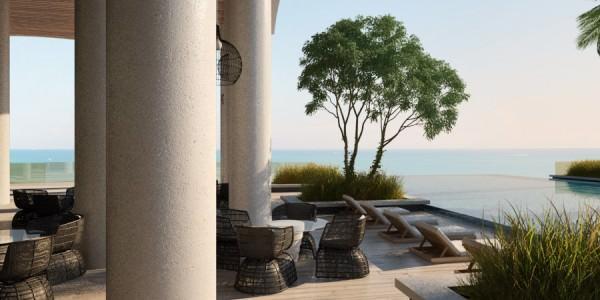Beach Resort Condo and Residences Pool 5