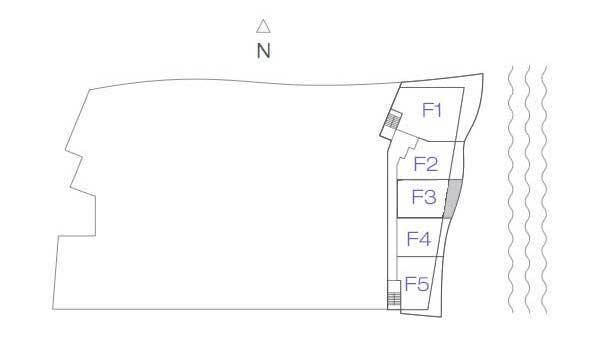 Hyde-Beach-Resort-Flat-key-plan