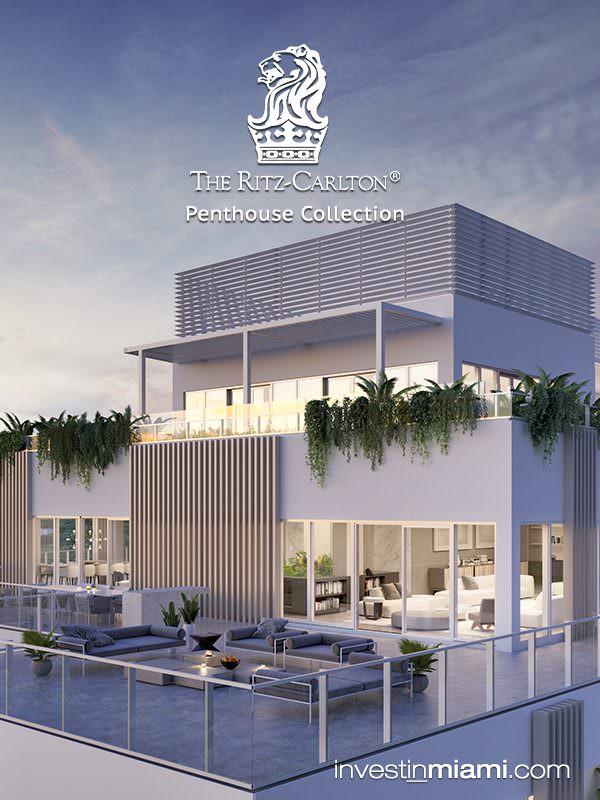Ritz Carlton Miami Beach Penthouse Collection