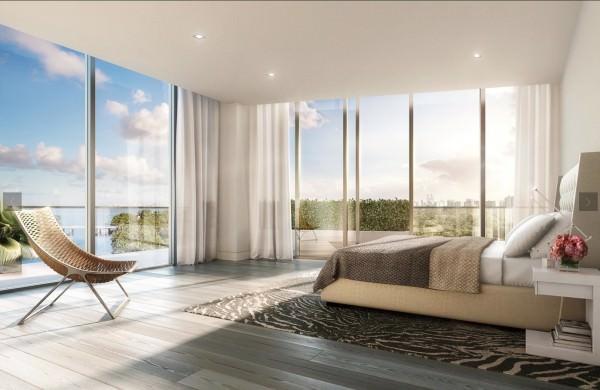 Ritz Carlton Miami Beach Bedroom