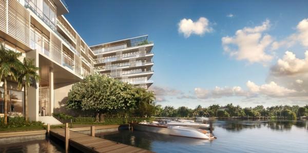Ritz Carlton Residences Miami Beach Marina