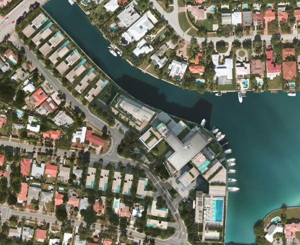 Ritz Carlton Miami Beach Site View