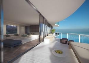 Regalia Miami Balcony