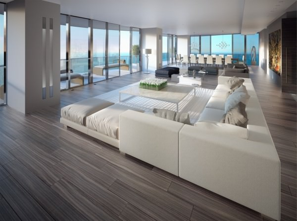 Regalia Miami Living Room