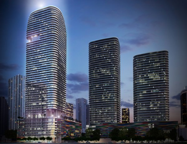 SLS LUX brickell heights