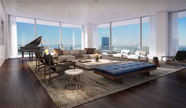 SLS Lux PH Living Room City