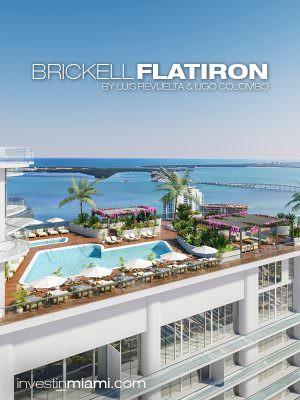 Brickell Flatiron Art Rooftop
