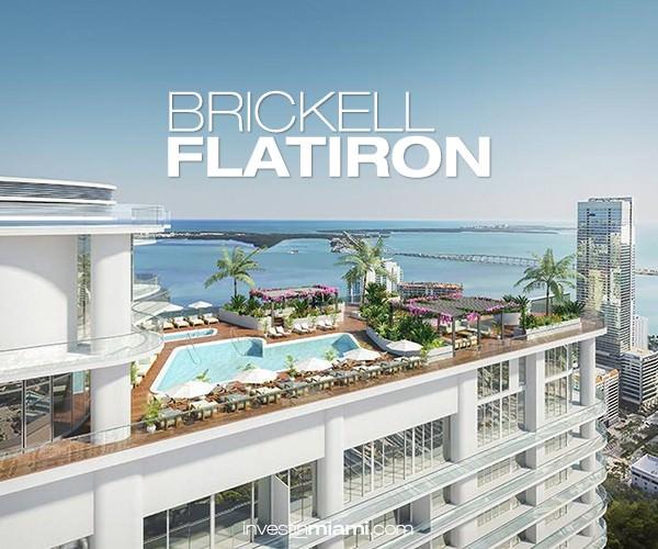 Brickell Flatiron Button