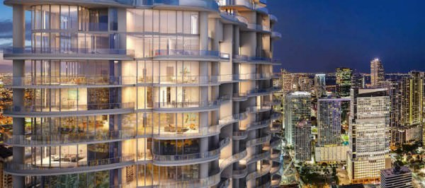Brickell Flatiron Penthouse and Tower Suite
