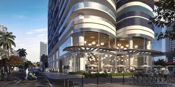 Brickell Flatiron Retail