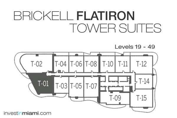 Brickell-Tower-Suite-Key-Plan