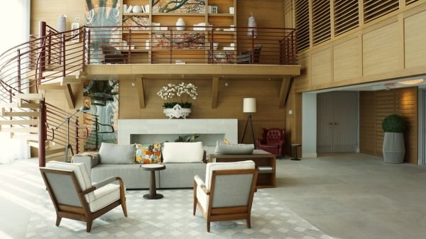 Eden House Lobby 6f