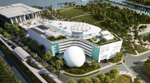 Miami Museum of Science Building
