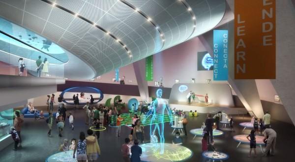 Miami Museum of Science interior 2