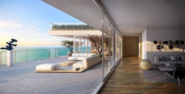 Oceana Bal Harbour Balcony 2