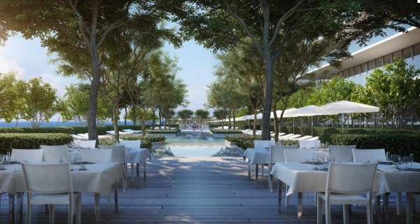Oceana Bal Harbour Restaurant