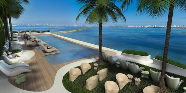 Paraiso Bayviews-45thfloor-pool